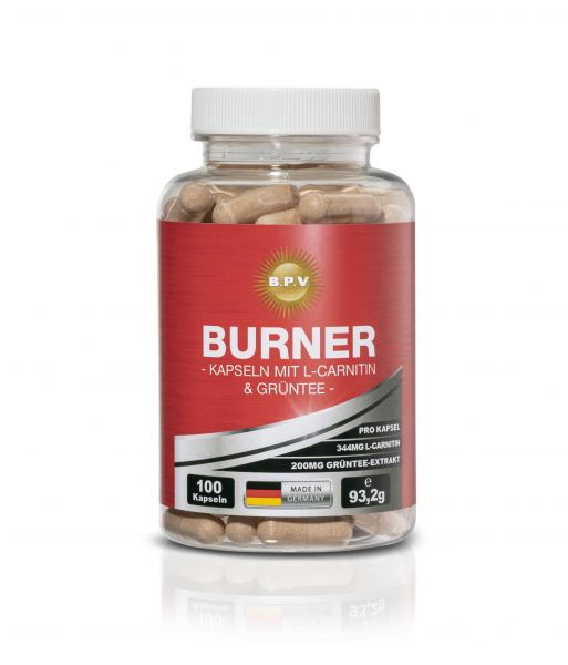 BPV - BURNER mit L-Carnitin & Grüntee