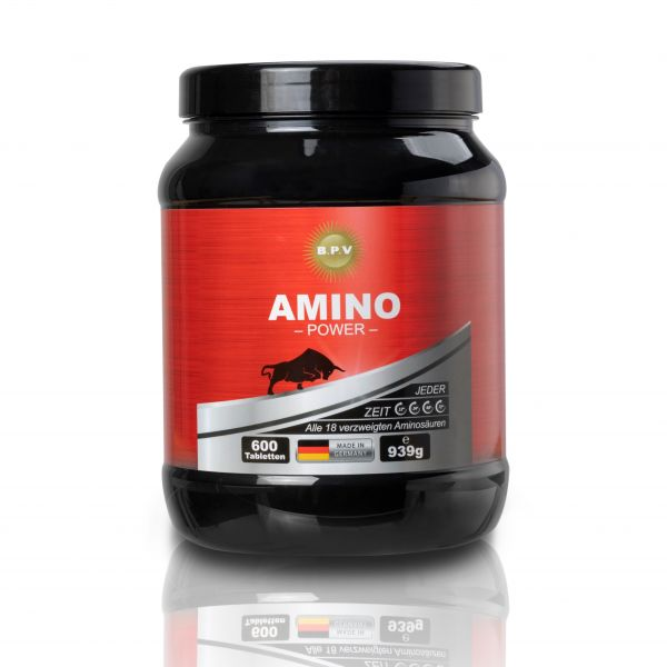 BPV - AMINO POWER 600 Tabletten