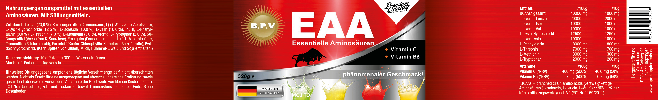 ANSICHT_EAA-Instant-Pulver_320g_750ml-Dose_Mojito_